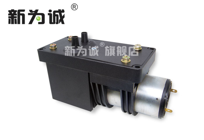 New for prudential 12v24v miniature dc diaphragm vacuum pump vacuum pump 25 liters of oil suction pump pc3 025N