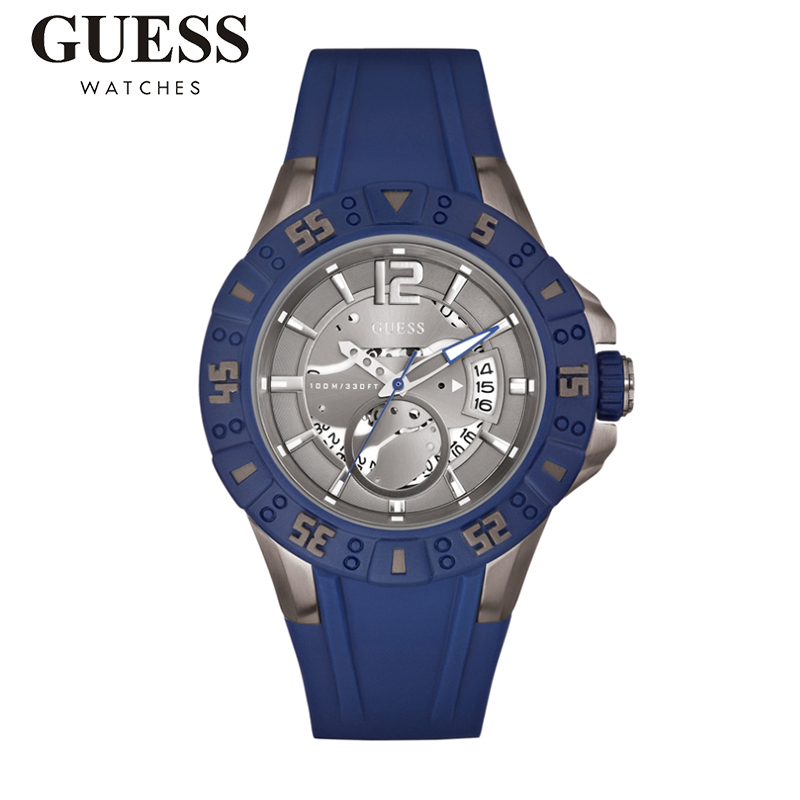New guess/giles men's watches men's watch W0034G6