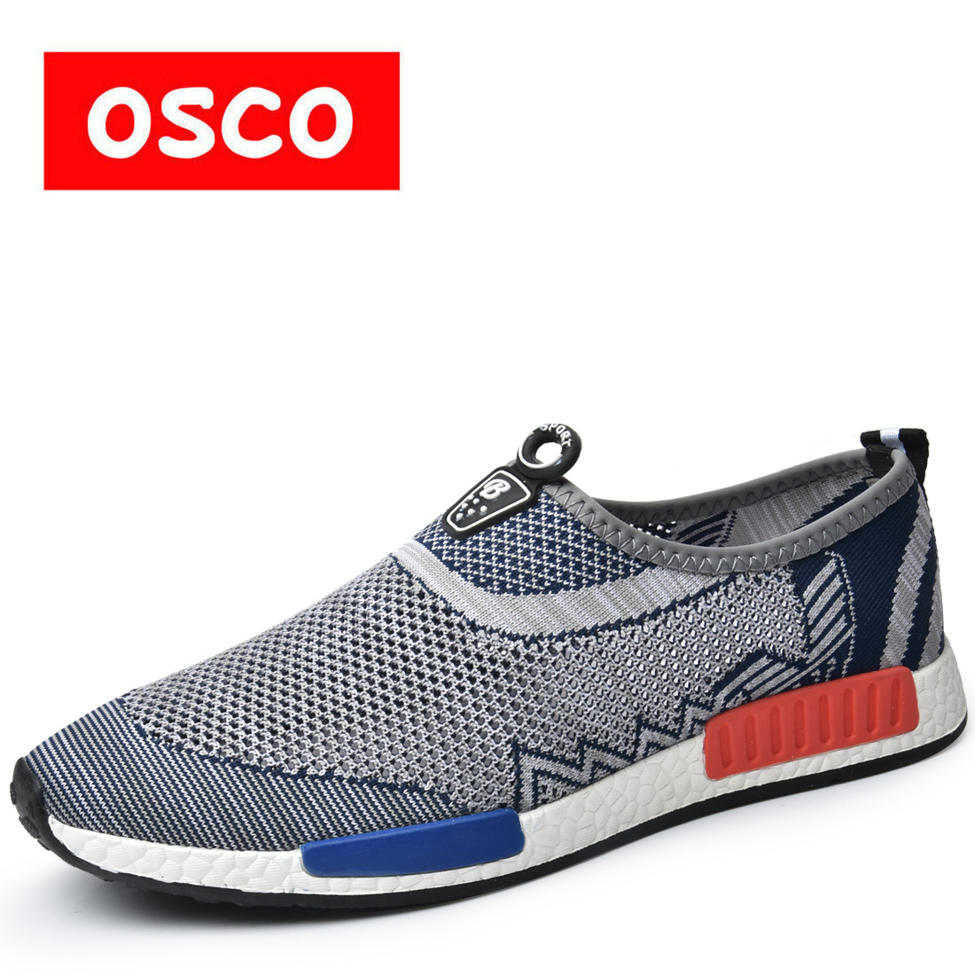New men's summer breathable mesh shoes men OSCO2016 summer mesh mesh mesh mesh casual shoes