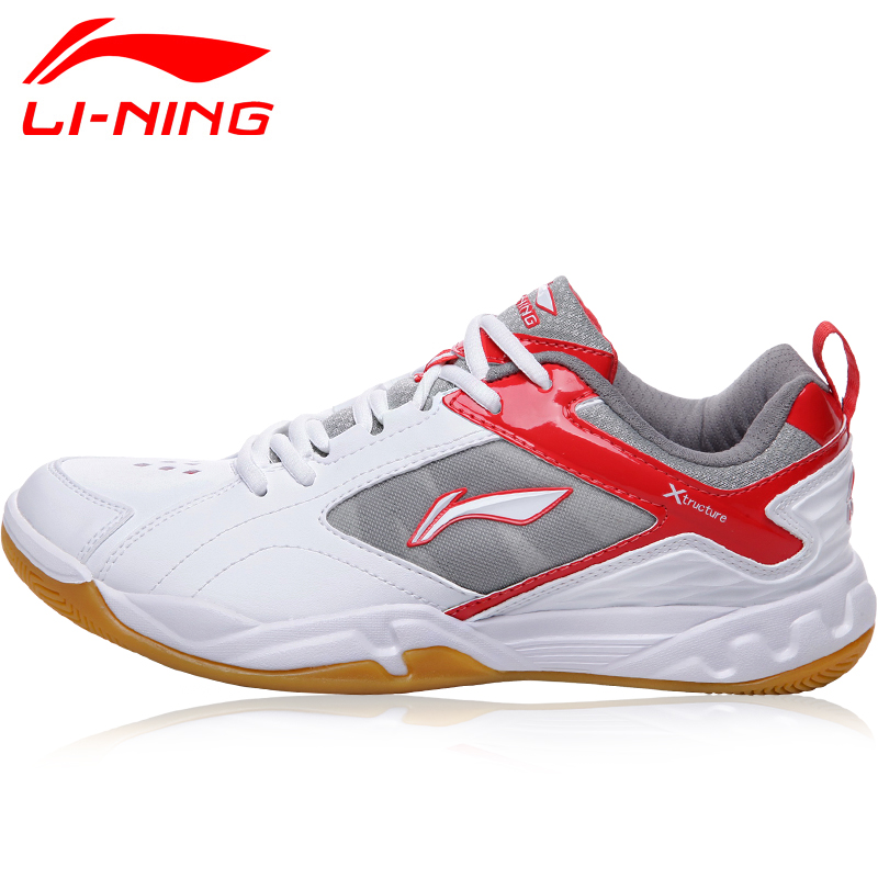 New shipping li ning professional badminton shoes badminton shoes slip resistant damping cushion