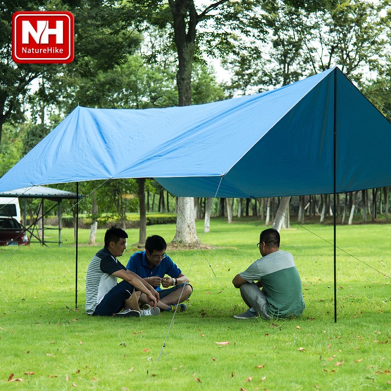 Get Quotations Nh Authentic Outdoor Camping Car Large Light Purple Rain Awning Pergola Canopy Tent Outside