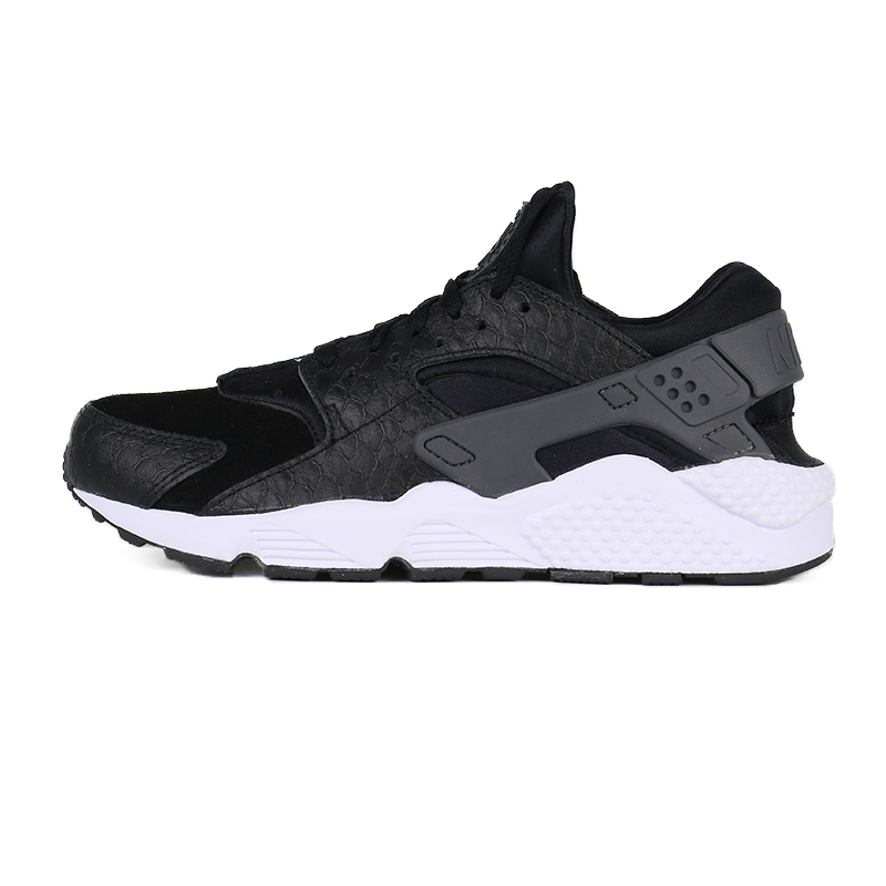 cc56273485b7 Get Quotations · Nike air huarache wallace casual running shoes black and  white oreo 704830-001-100