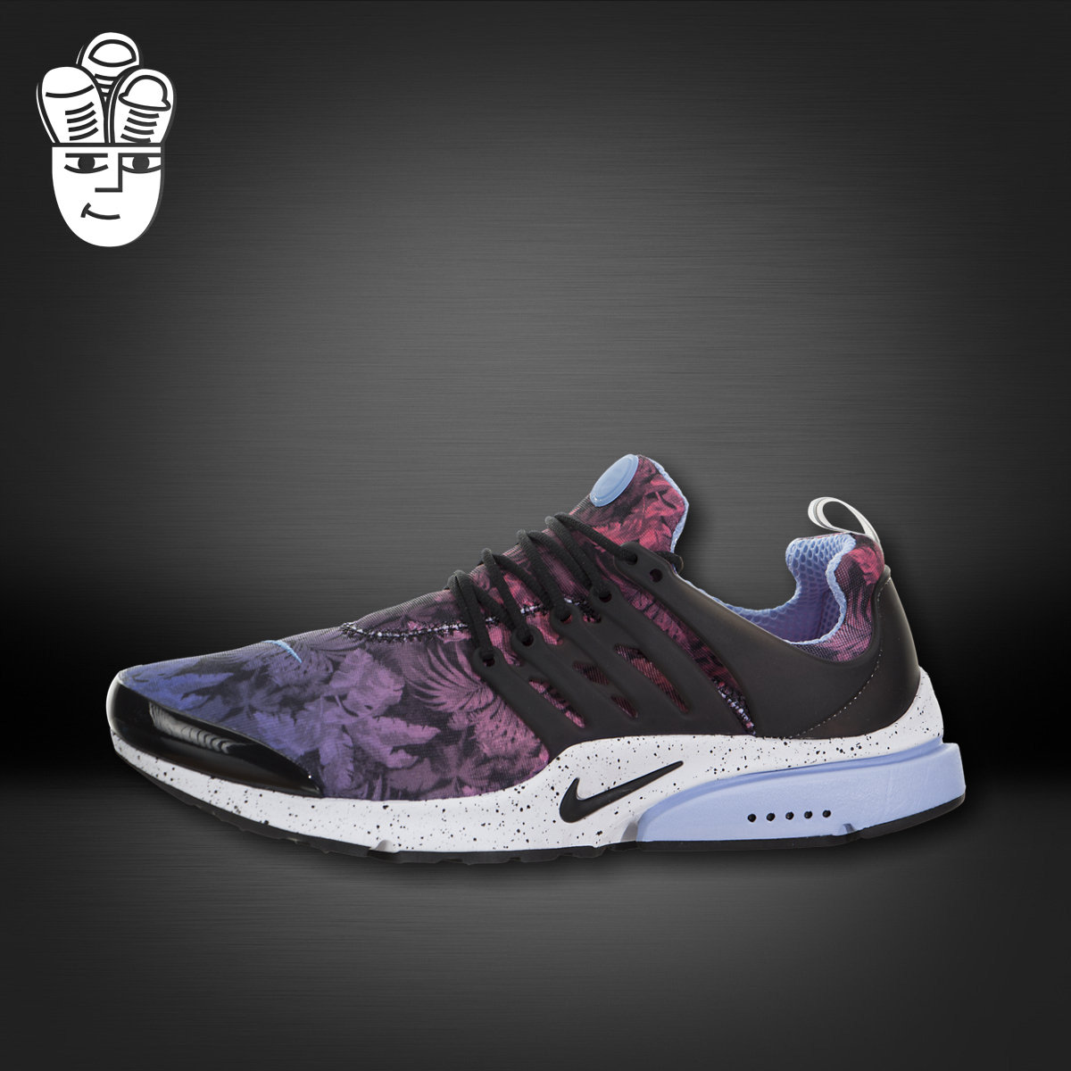 release date a5488 dc718 Get Quotations · Nike air presto nike gpx running shoes men shoes casual  shoes flowers limited 819521