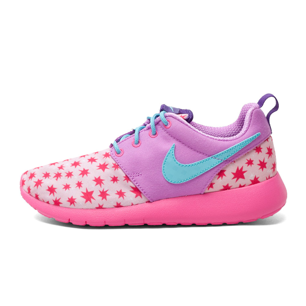 quality design 32b07 2520e Get Quotations · Nike authentic nike roshe one print (gs) fashion casual  shoes 677784-604