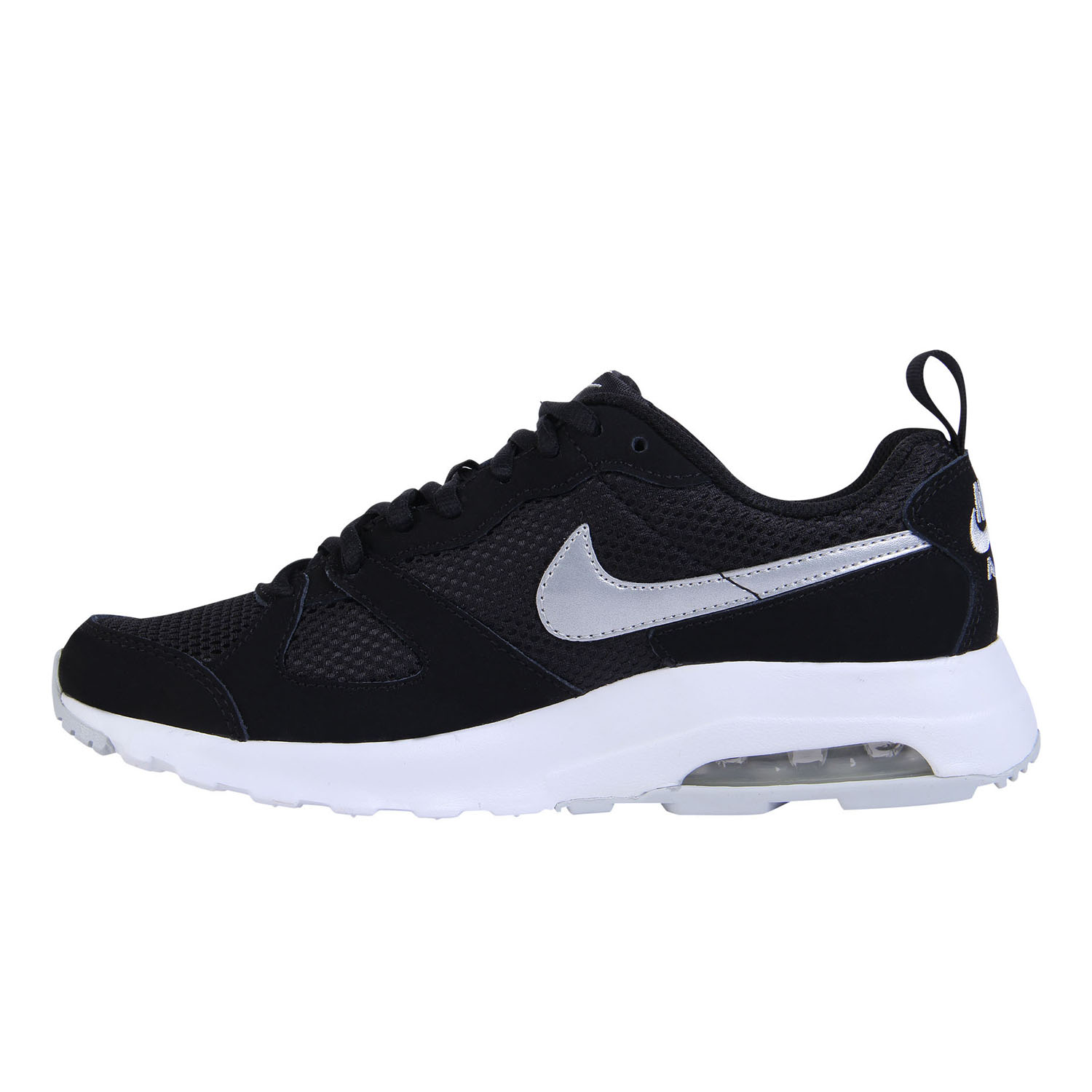 Nike authentic nike women's nike air max muse lightweight cushioning air cushion sports shoes 654729-011