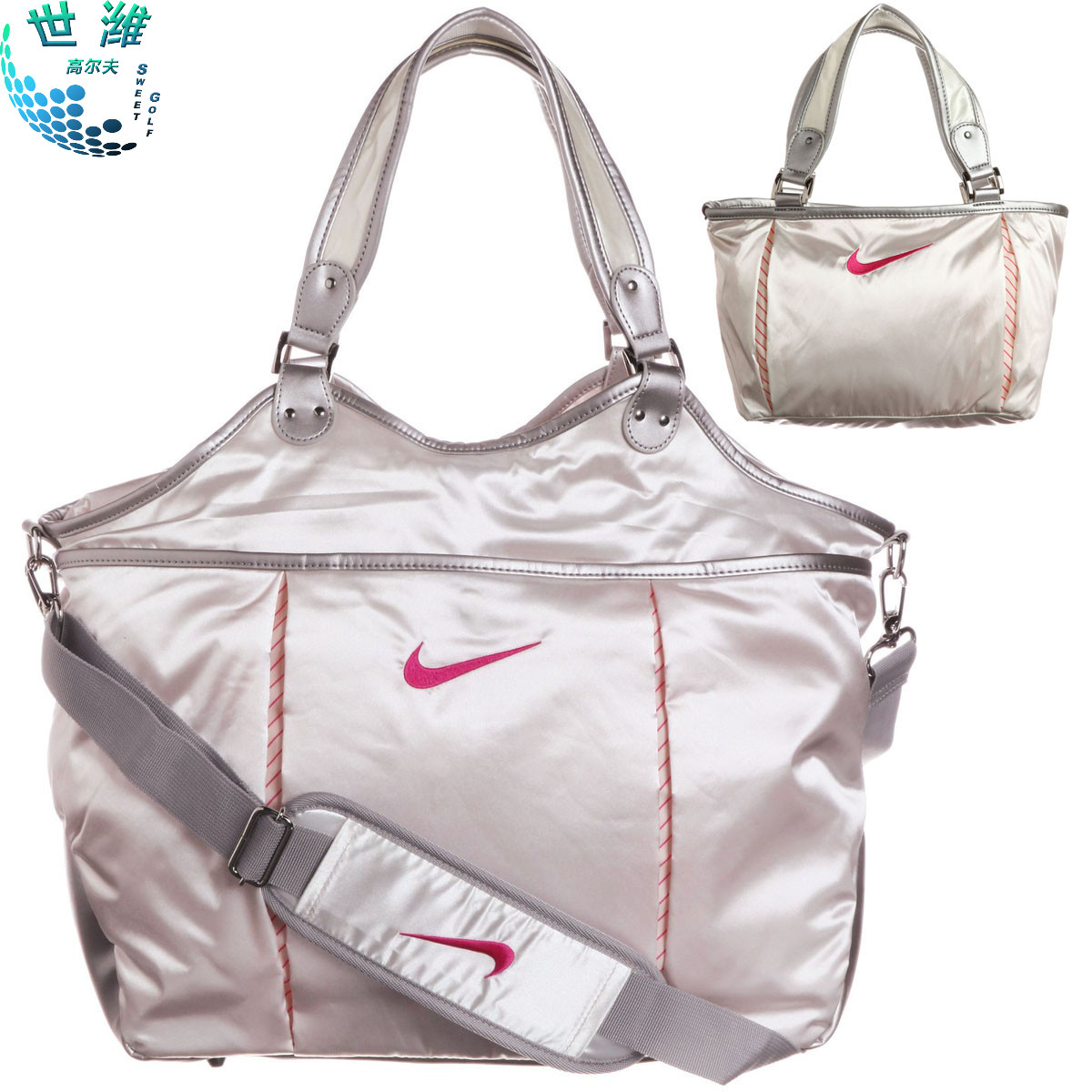 Get Quotations · Nike nike golf bag golf clothing and golf bag ladies bag  backpack oblique satchel bag authentic 1ae38c3a72d56