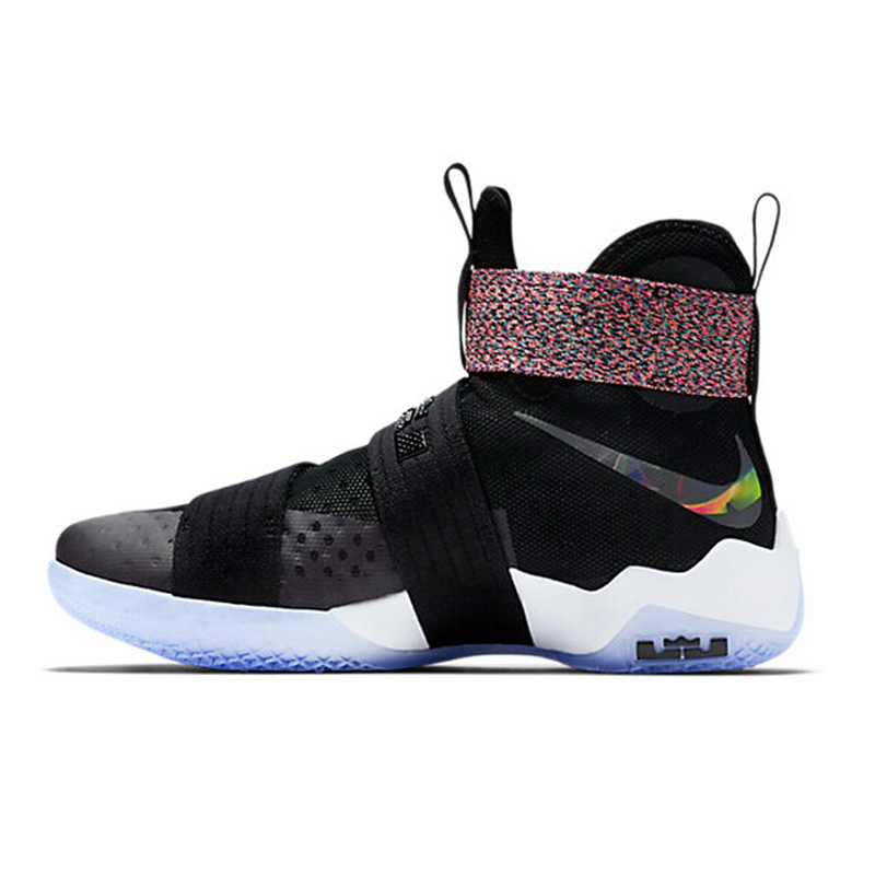 ab610273a3af Get Quotations · Nike nike lebron soldier men autumn 2016 10 ep basketball  shoes 844375-085