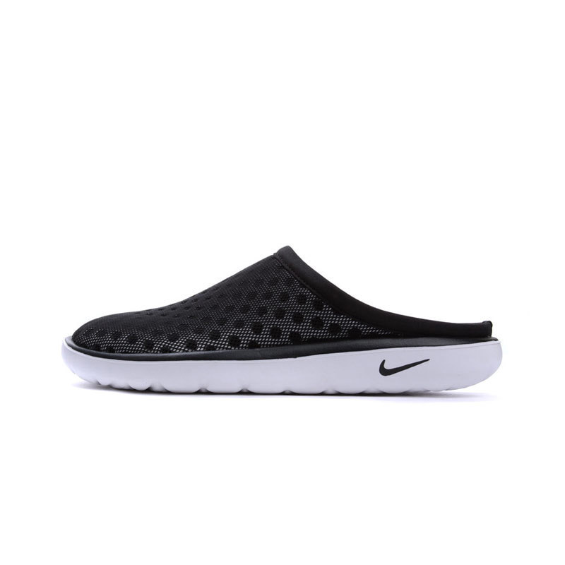 Nike nike men's 2016 summer models nest honeycomb design casual sports slippers 441377-001-40 1