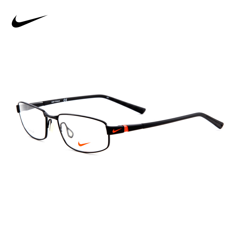 Nike/nike sports glasses frame myopia ultralight full frame glasses frame spring legs NIKE6056 eyes of men and women