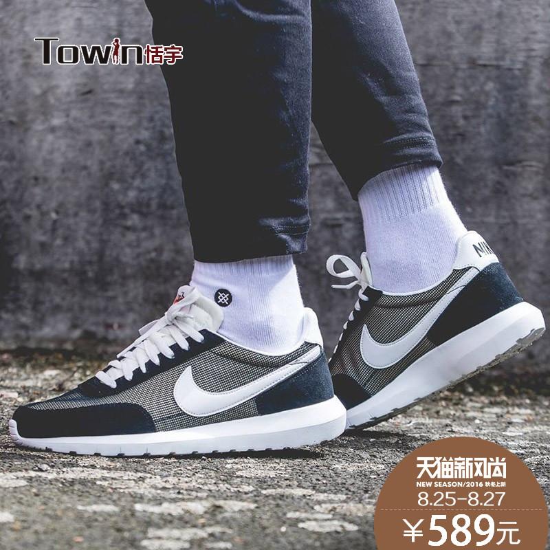b1dc9571c477 Get Quotations · Nike roshe dbreak hiroshi fujiwara new men s casual sports  running shoes 826666-0 oreo 01