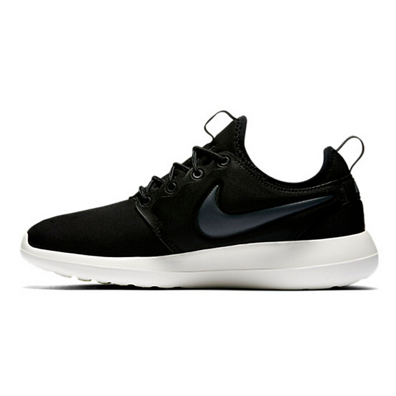 bb9f898f98b8 Get Quotations · Nike shoes nike roshe 844931 002 two autumn black and white  casual sports running shoes