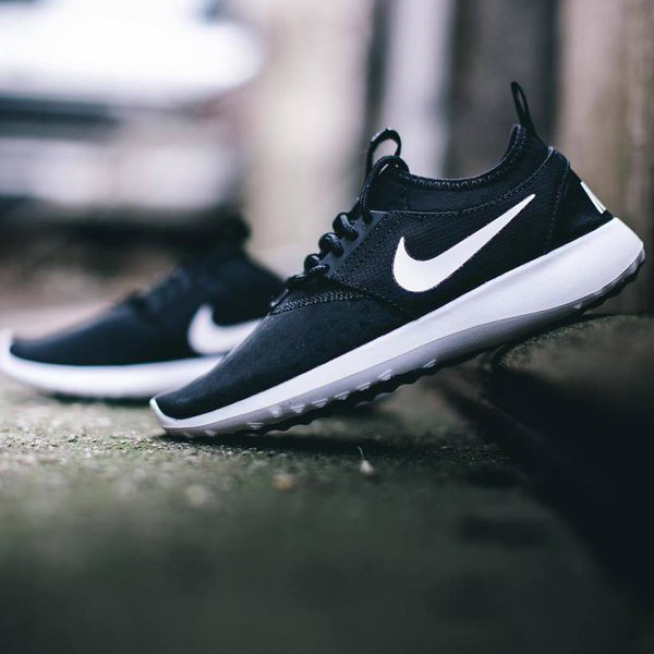 44a7c4e2 Get Quotations · Nike women's shoes roshe run black and white oreo sports running  shoes 677782 724979