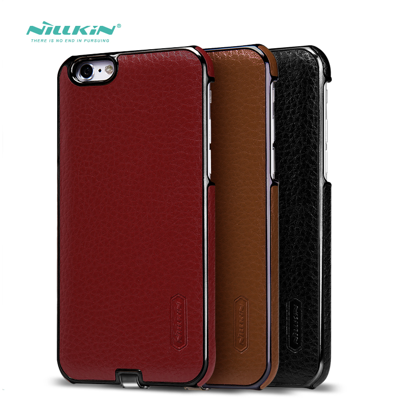 Nillkin nile gold iphone6 wireless charging wireless charging shell iphone6s apple 6 protective shell