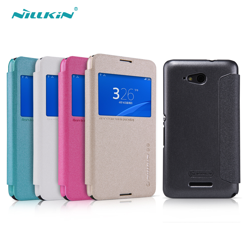Nillkin nile gold sony e4g e4g e4g e4g cell phone holster protective shell protective sleeve mobile phone sets