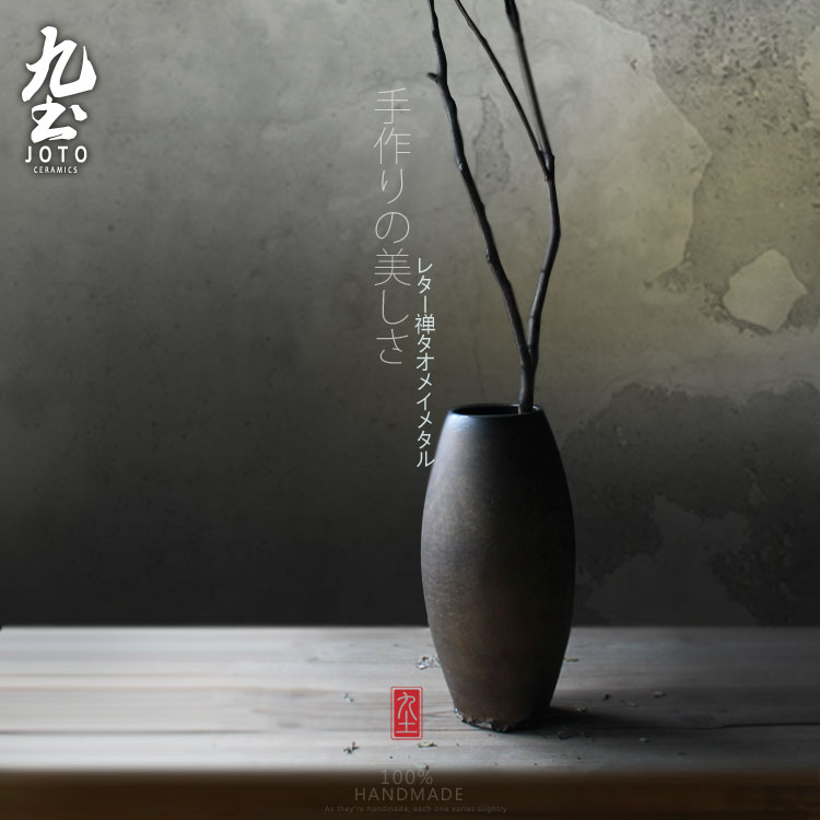 Nine soil gilt creative personality of modern minimalist japanese zen stylish home furnishing living room book room software installed decoration