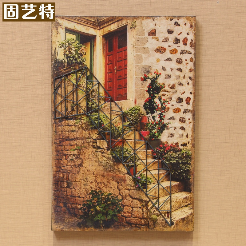 paintings for office walls. 9 Boutique Retro Rustic Wall Hanging Decorative Hangings Home Office Painting Paintings For Walls