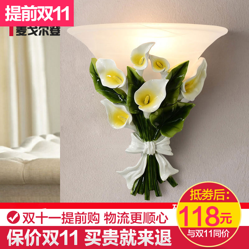 Nominees dengou style staircase wall sconce lights balcony aisle lights corridor modern bedroom decorated living room wall lamp wall lamp wall lamp wall lamp