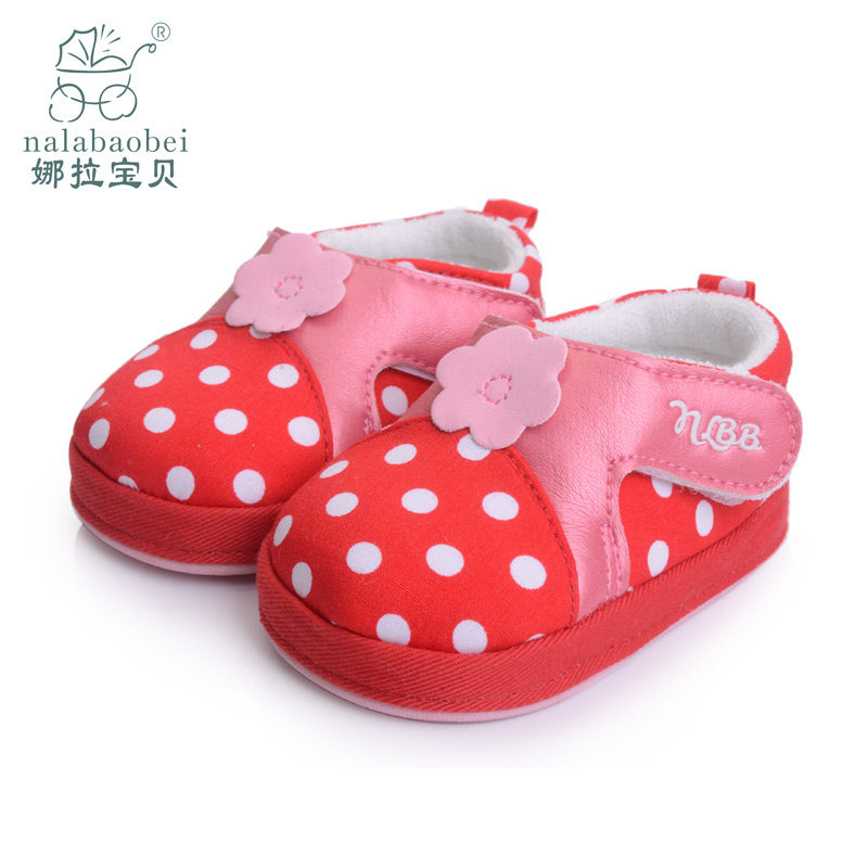 Nora baby baby baby shoes women shoes princess shoes baby shoes before spring step shoes small soft bottom shoes baby shoes