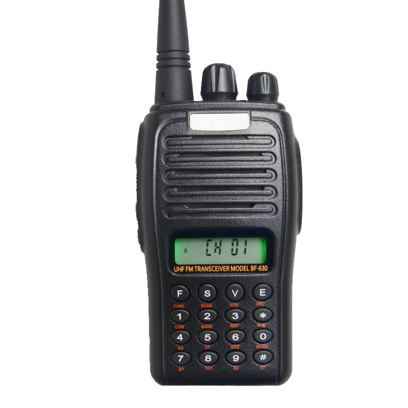 North peak radio bf-630 with voice 5 w 1800 lithium north peak 630 walkie talkie