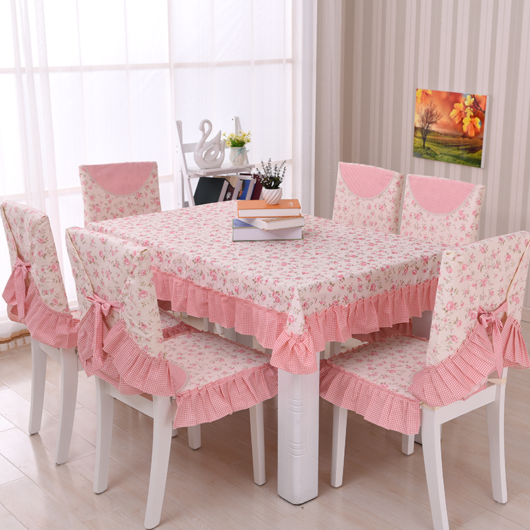 Pads Nova Gretl Tablecloth Fabric Table Cloth Coverings Suit Western European Coffee And Chairs Set Dining