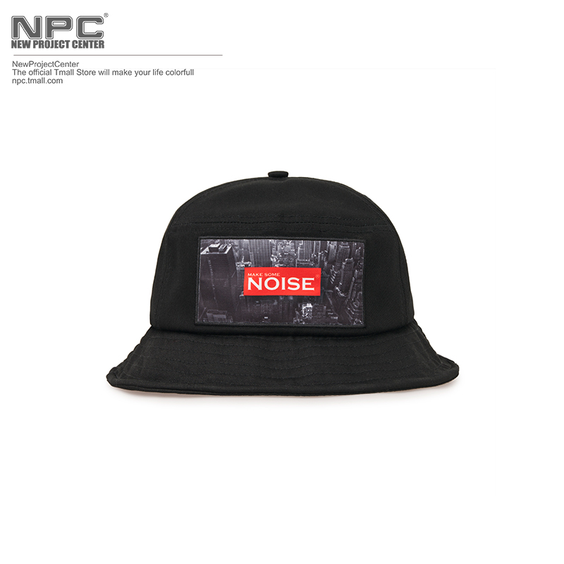 Get Quotations ·  Npc  noise photo map printing embroidery men and women  sun hat fisherman hat bucket 763fdc856f1d