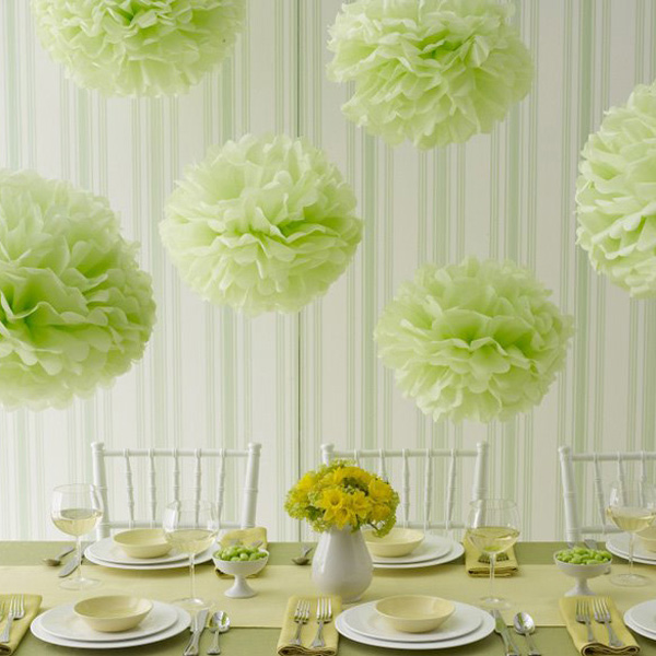 Buy Nuoqi 20cm Paper Garland Wedding Marriage Room Decoration Paper