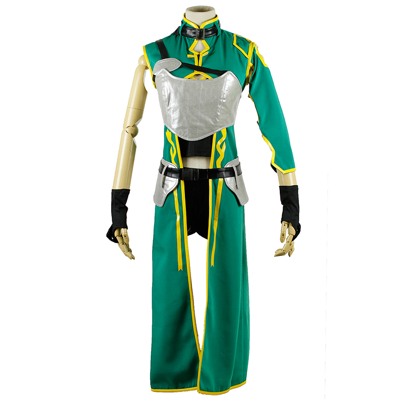 Nuoqi absolutely sword sword art online ghost bullets in the second quarter articles asada shino elf cosplay suit