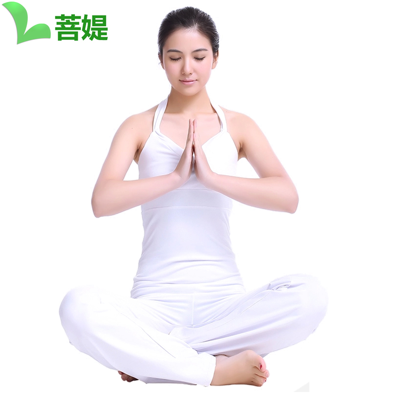 [Nylon custom] bodhisattva ti 2016 spring and summer new delineators coach yoga clothes suit yoga female yoga clothes yoga clothes