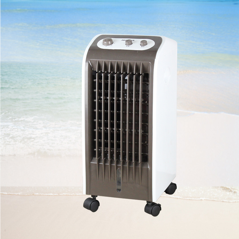 Oaks conditioning fan single cold type cooling fan mechanical household refrigeration chiller air conditioning fan cooling
