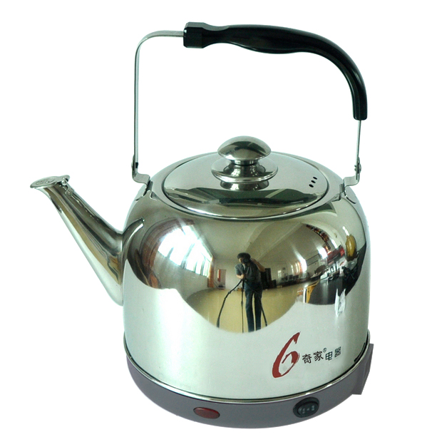 Odd home a6 large capacity electric kettle insulation electric kettle stainless steel kettle kettle kettle to boil water since the move power outages 6l6 升