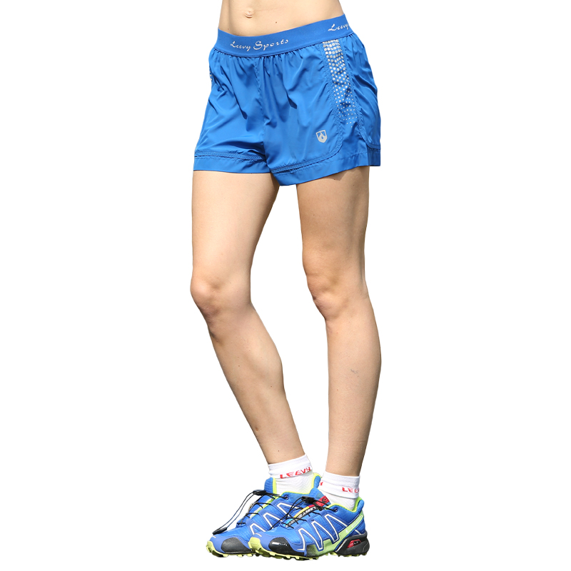 Of terpeneand shorts thirds athletics marathon running shorts female summer breathable wicking fitness pants