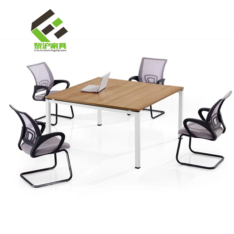 Office furniture conference tables and chairs bar table negotiating table small conference table conference tables minimalist plate staff lai shanghai outlets