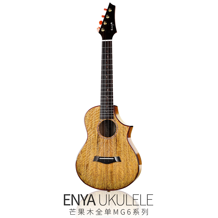 [Official store] enya enya ukul ele mg6 full single ukulele playing level 23/26 inch small guitar