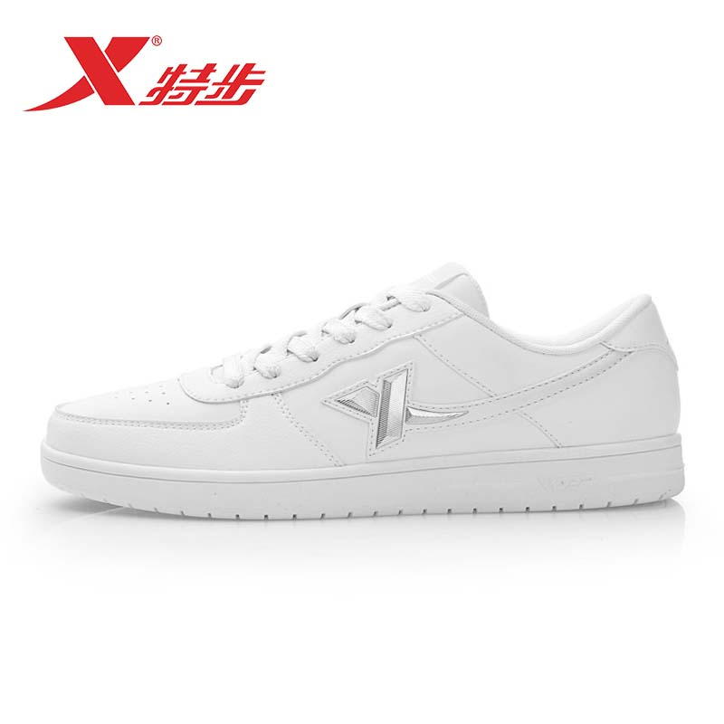 [Official] xtep xtep 2016 new fall shoes male korean tidal student white sneakers casual shoes