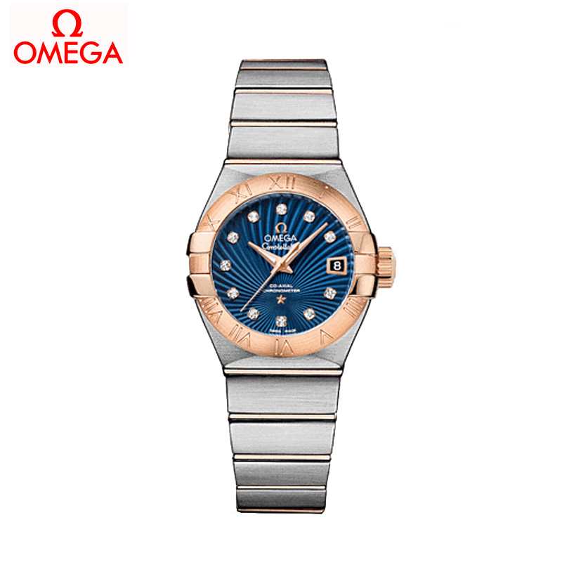 Omega (omega) ms. mechanical watches constellation 123.20.27.20.53.001