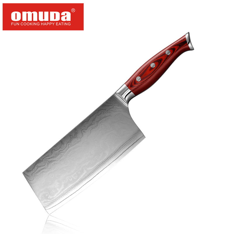 Omuda ohmeda kitchen knives creative pattern type stainless steel kitchen knife slicing knife kitchen knife knives free shipping