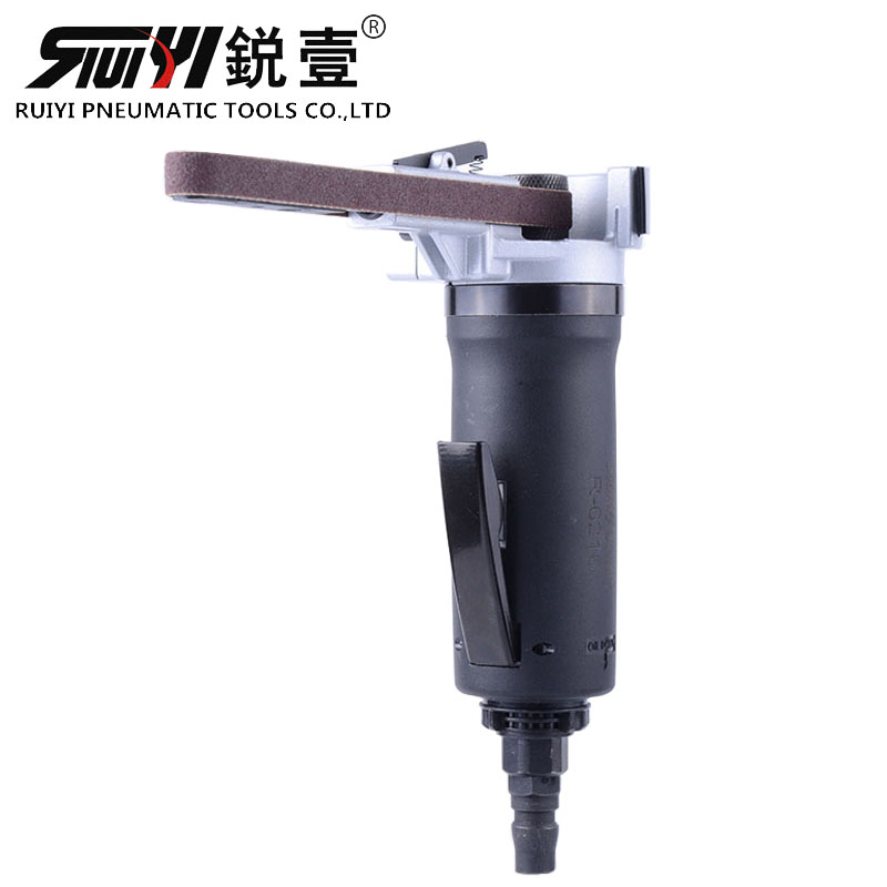 One sharp bend angle of 90 degrees cingulated industrial pneumatic belt machine polishing machine drawing machine polishing machine