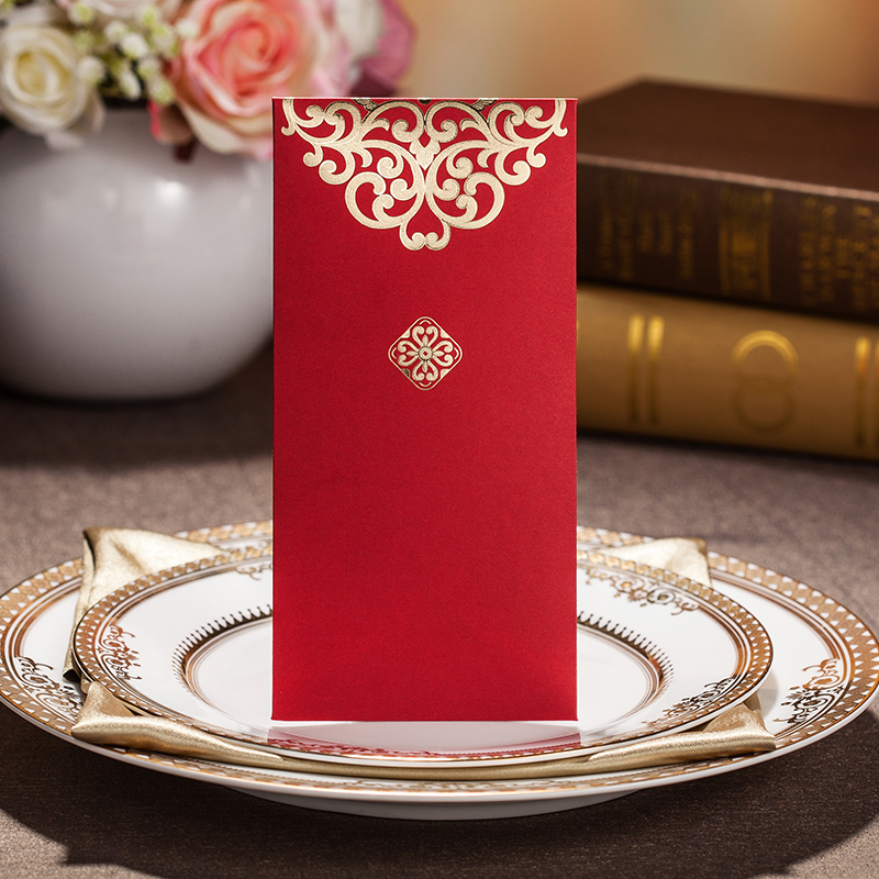 Only simei red chinese lunar new year red envelopes creative wedding red envelopes red packets bronzing 2016 new