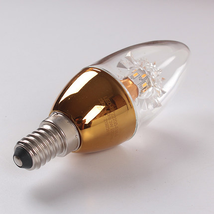 Op lighting led bulb small screw e143w candle bulb screw bulb tip candle bulbs energy saving light bulbs pull the tail light bulb