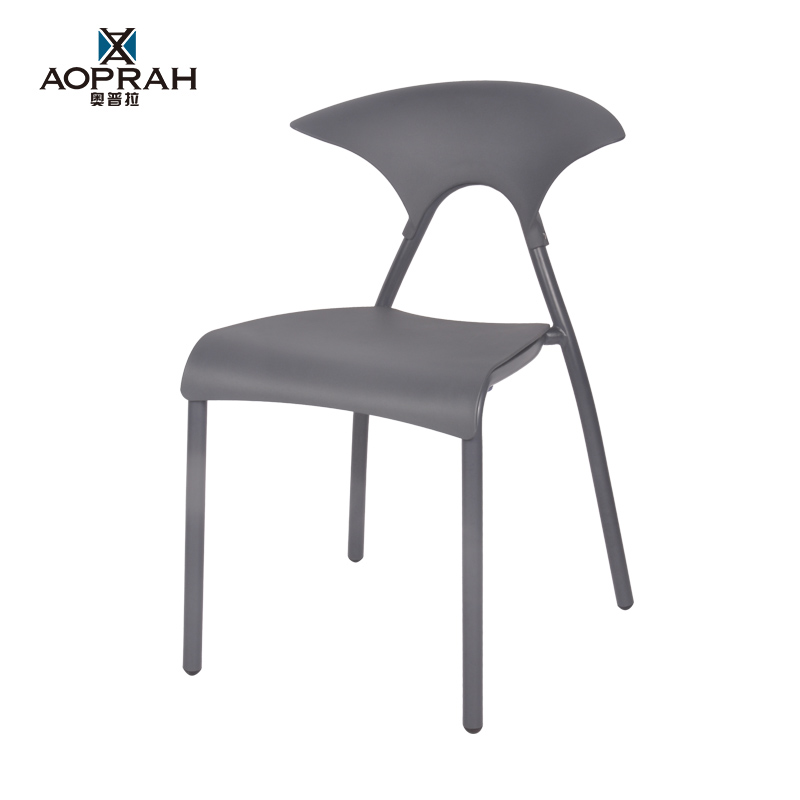 Get Quotations · Oprah Delineators Design Modern Creative Personality Chair  Plastic Chair To Discuss Chair Chair Stylish Minimalist Dining