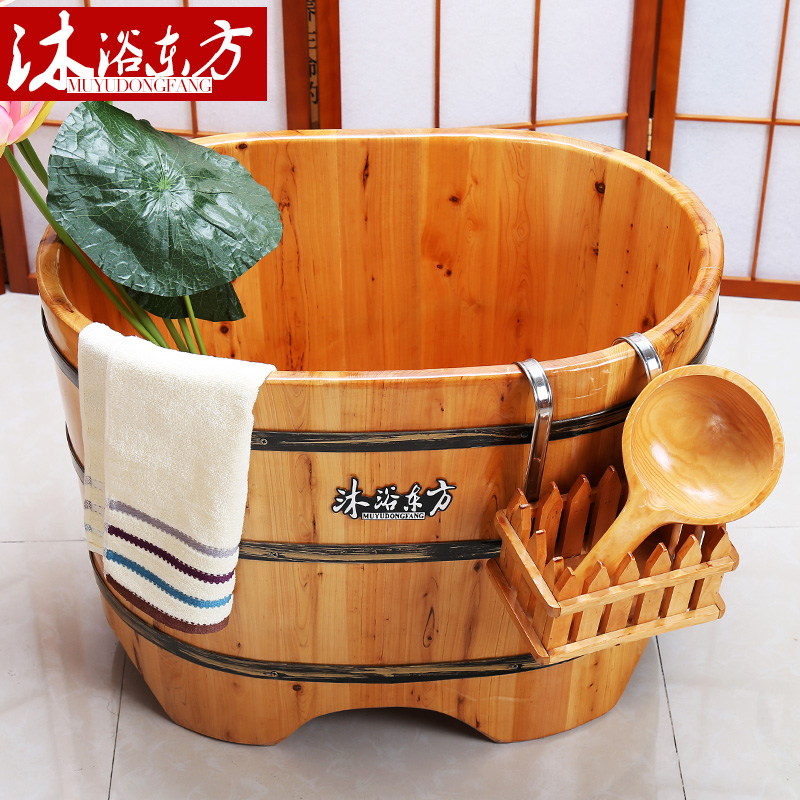 Oriental baby bath barrel bath barrel bath tub bath barrel cedar casks tub wash special offer free shipping