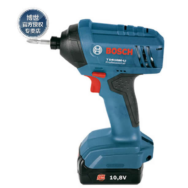 Original bosch bosch power tools lithium rechargeable impact TDR1080-li \ impact drill rechargeable screwdriver