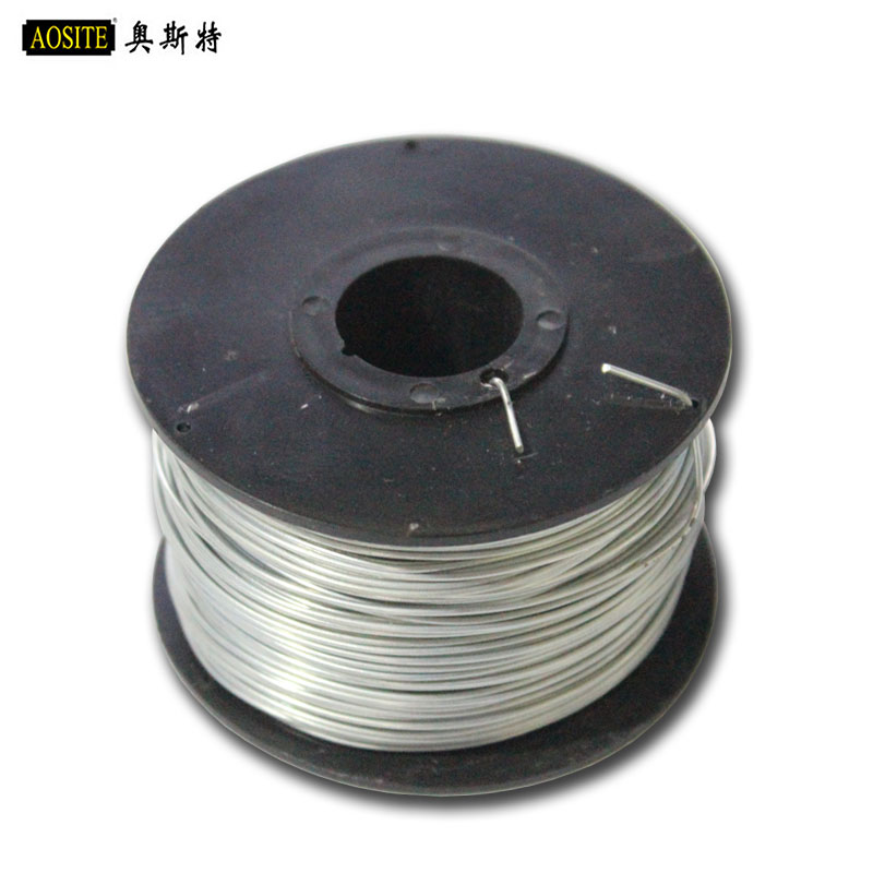 Oster enlacing dedicated tie wire ligation tied ligation wire reinforced steel machine dedicated