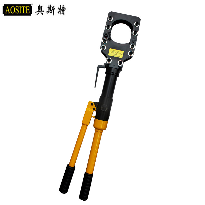 Oster integrated hydraulic cable cutter split hydraulic hydraulic bolt cutters cable cutter