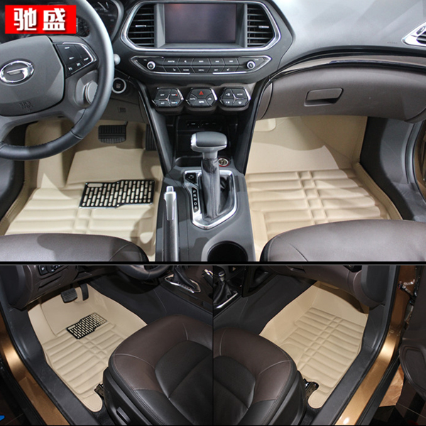 Oubo lun dedicated gs-4 footpads gs-4 footpads guangzhou automobile chi chuan chi chuan chi chuan gs-4 wholly surrounded by foot pads Modified