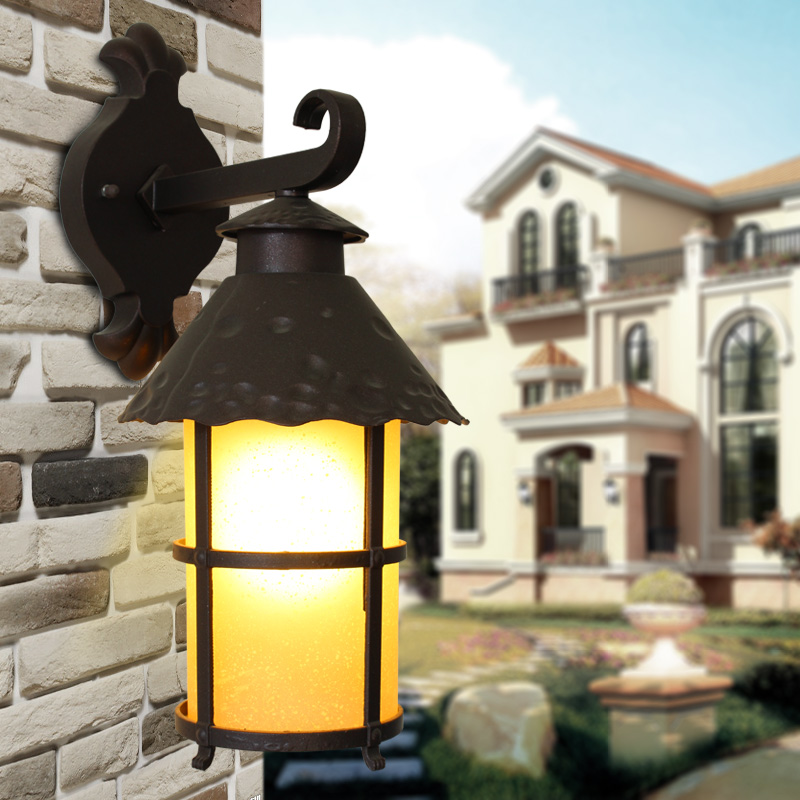 Led Outdoor Wall Lamps Led Lamps Brave Outdoor Lamp 3w Led Wall Sconce Light Fixture Waterproof Building Exterior Gate Balcony Garden Yard