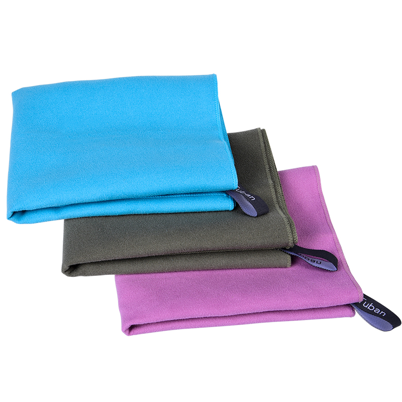 Outdoor sports and quick rub hair non disposable compressed towel travel essential travel towel absorbent quick drying tourism