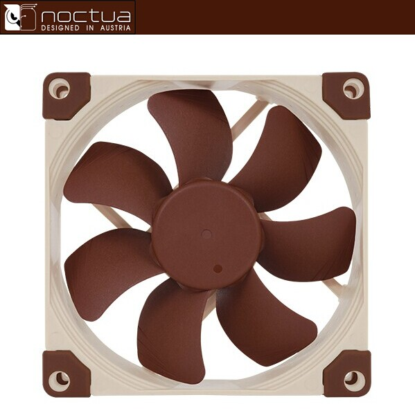 Owl nf-a9 pwm 9 cm ultra quiet cpu fan chassis fan power supply fan 4pin thermostat