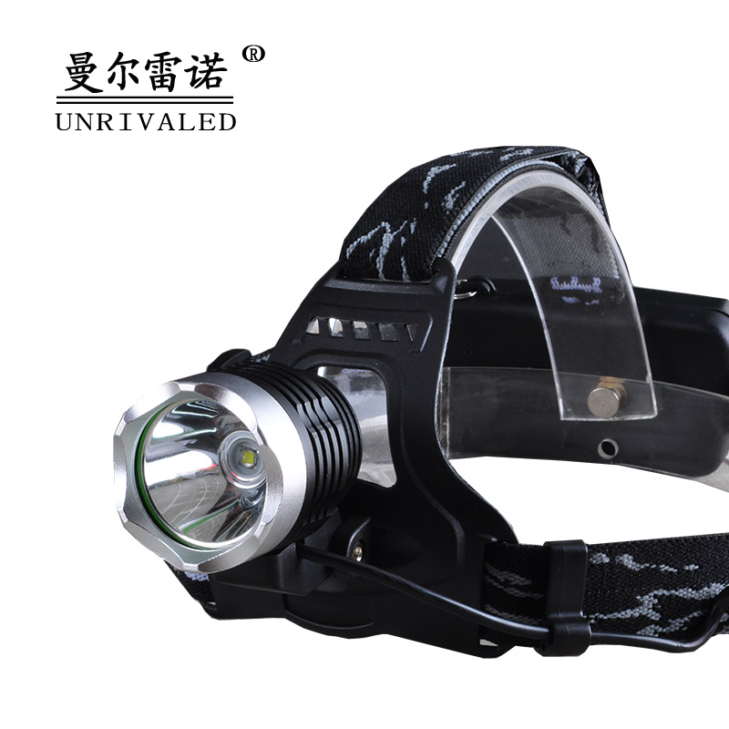 Package shipping t610w headlight glare rechargeable night fishing lights rechargeable long shots q5t6 mining lamp led outdoor hunting
