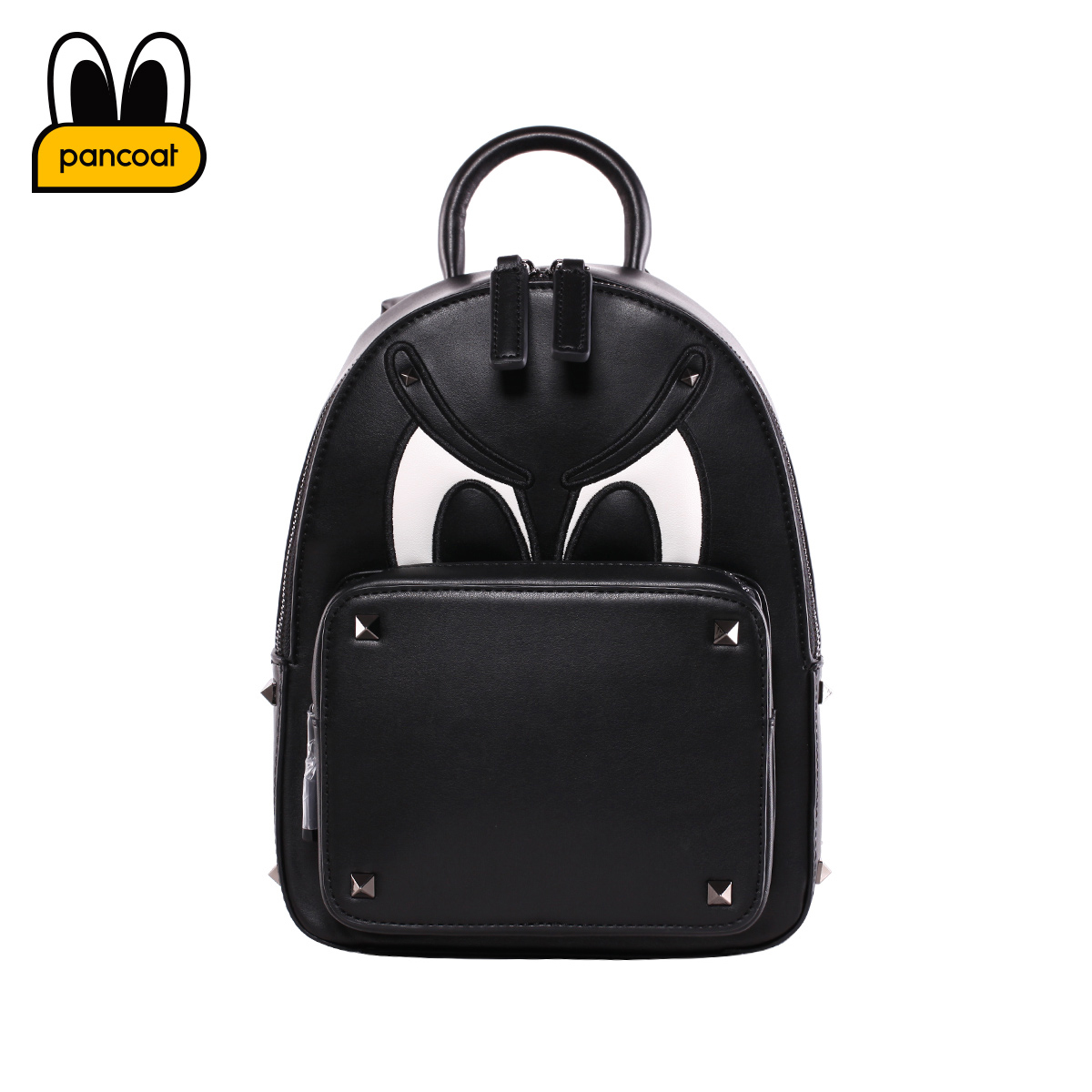 Pancoat korean version of the new fall fashion casual shoulder bag backpack PPABP163872W